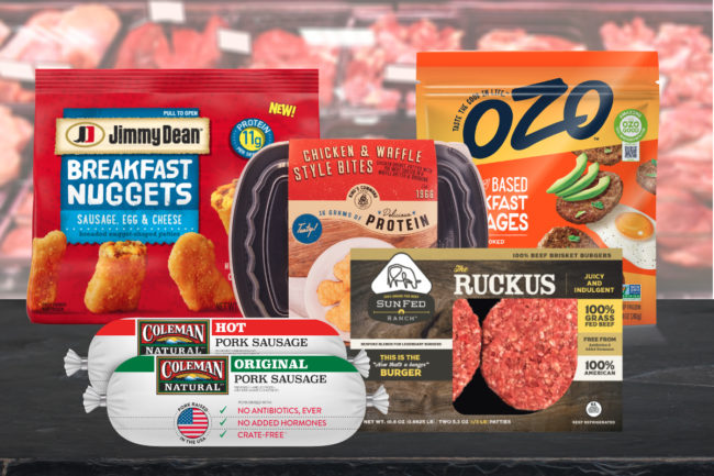 New products at the 2021 Annual Meat Conference