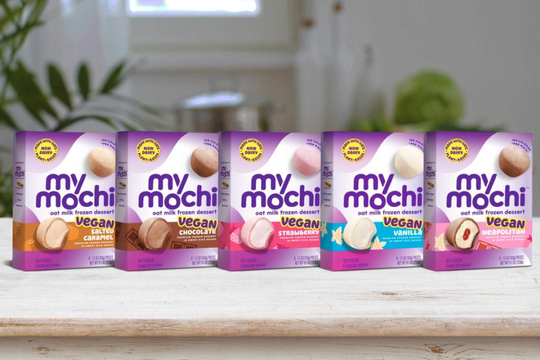My/Mochi Oat Milk Frozen Desserts