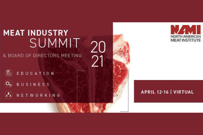 NAMI meat industry summit
