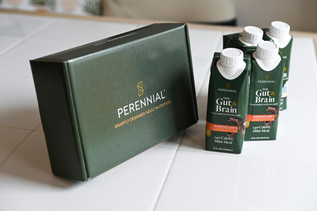 Perennial plant-based nutrition drinks