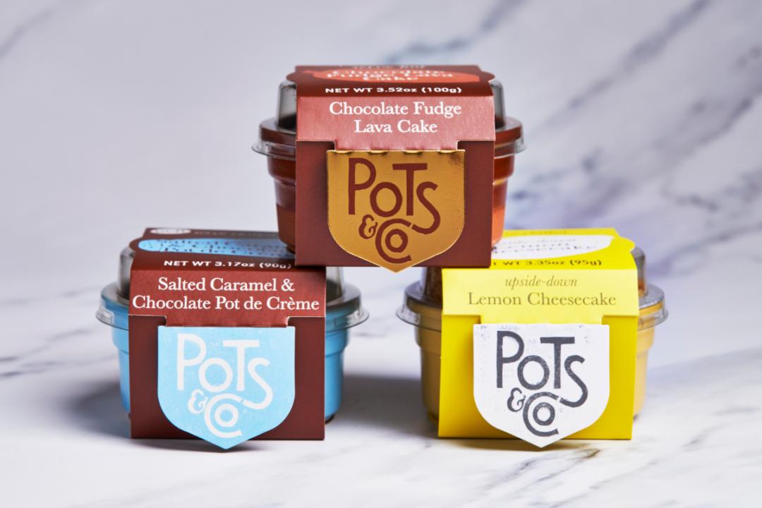 Pots & Co potted dessert