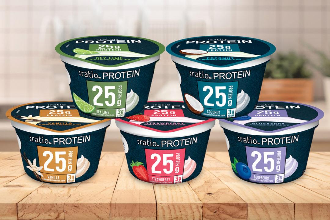 Ratio Protein yogurt