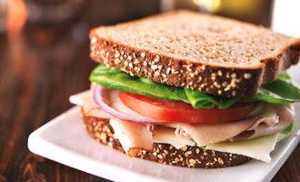 Sandwich lead
