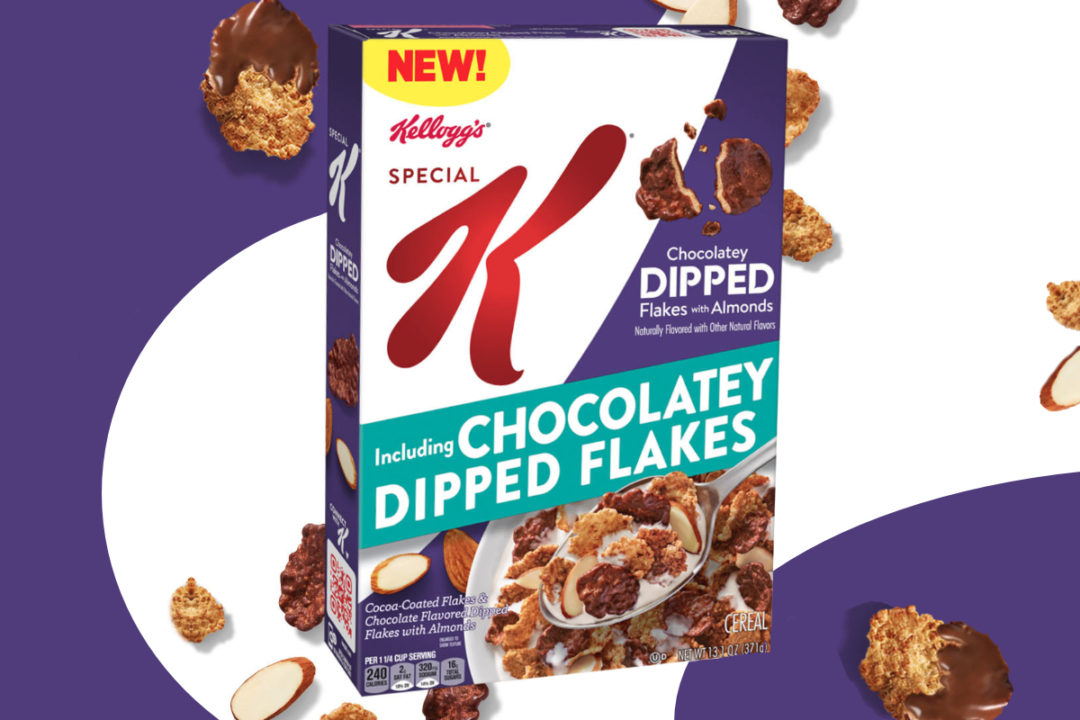 Kellogg's Special K Dipped Chocolatey Almond Cereal