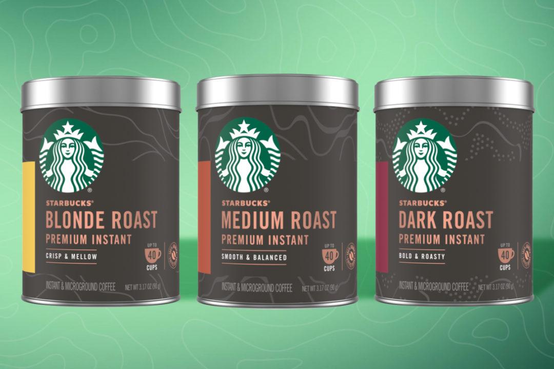 Starbucks Premium Instant coffee