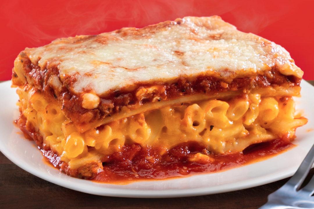Nestle Stouffer's LasagnaMac