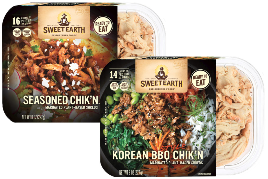 Sweet Earth ready-to-eat products