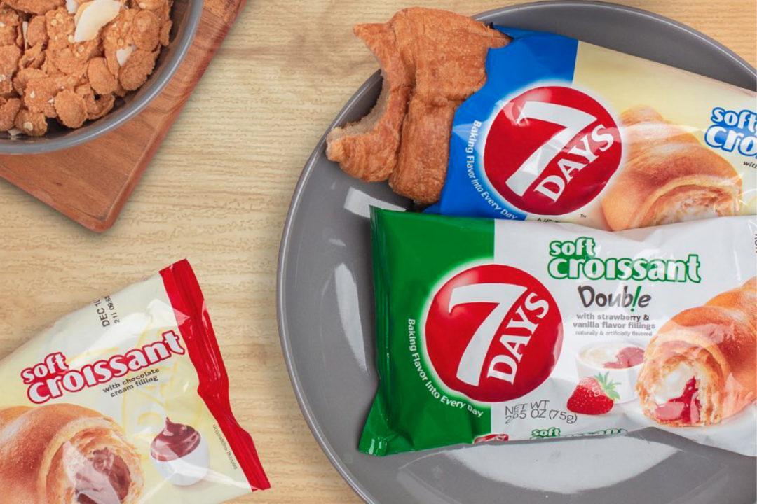 Chipita 7Days soft croissants