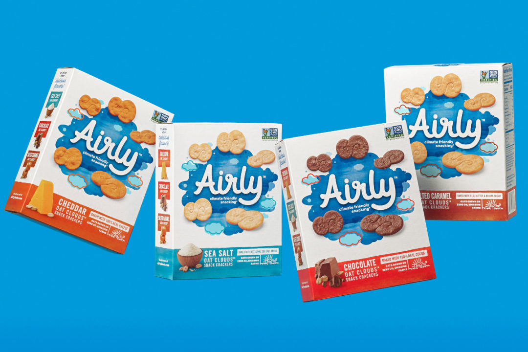 Airly Foods Oat Clouds