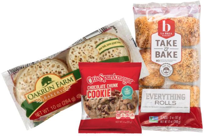 Aspire Bakeries brands