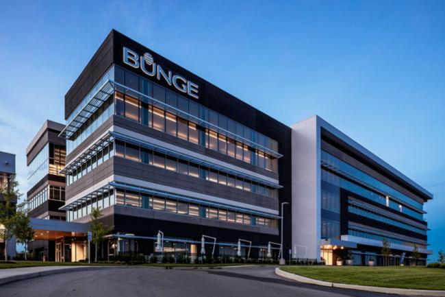 Bunge Ltd. headquarters in St. Louis
