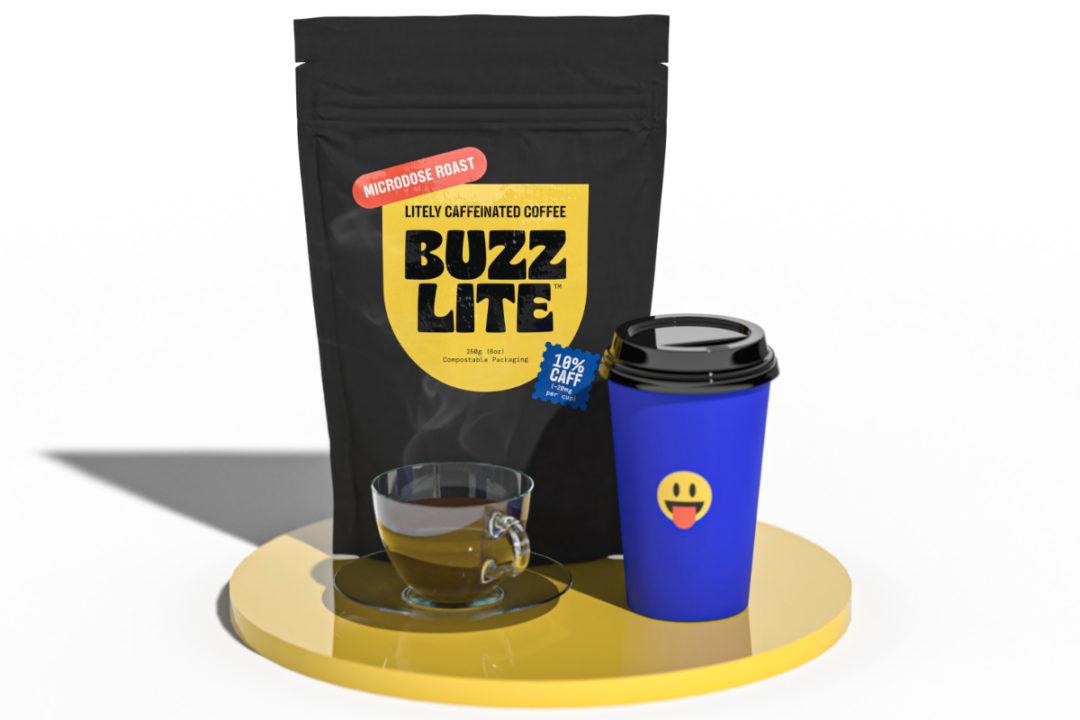 Buzz Lite coffee
