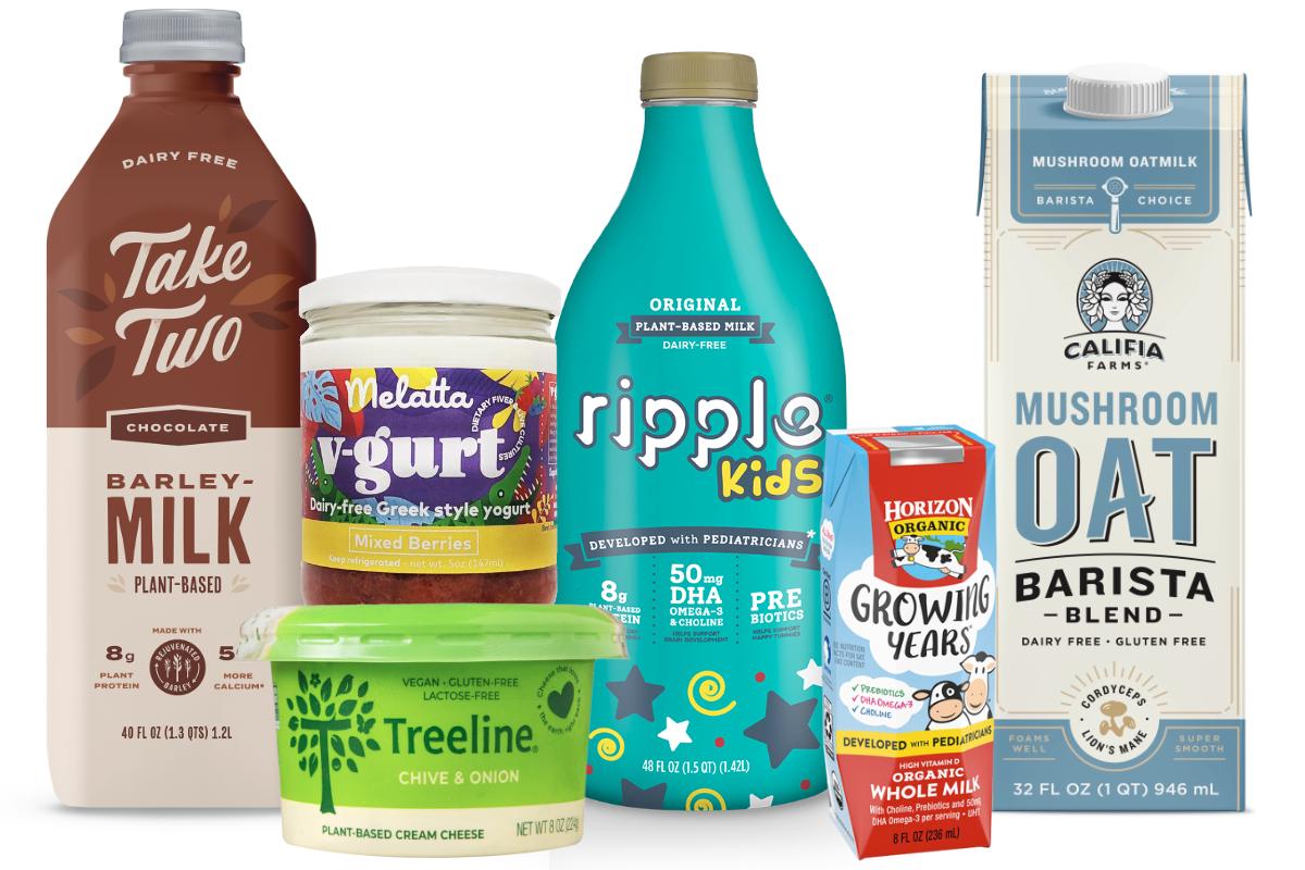 Alternatives laitières et laitières