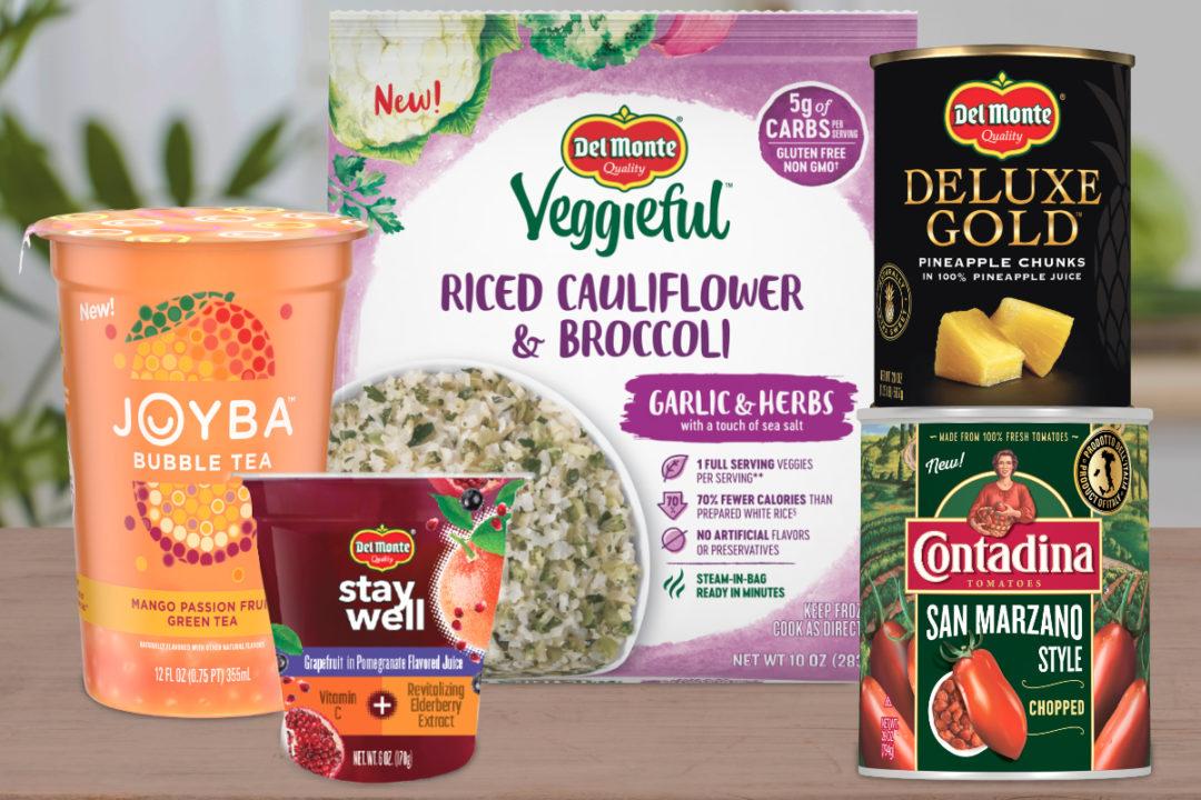 Del Monte Foods 2021 summer innovation