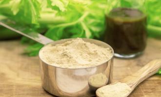 Diana food organic celery powder lead