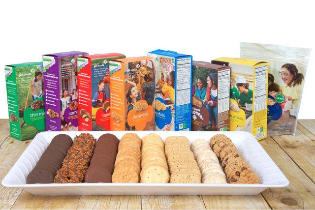 Girlscoutcookies lead