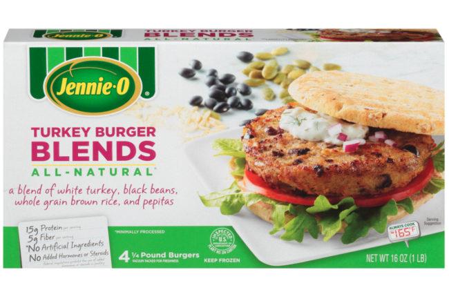 Jennie-O Turkey Burger Blends
