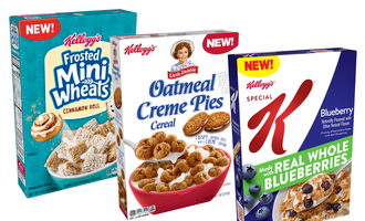 Kellogg cereal lead