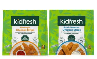 Kidfresh chicken strips lead
