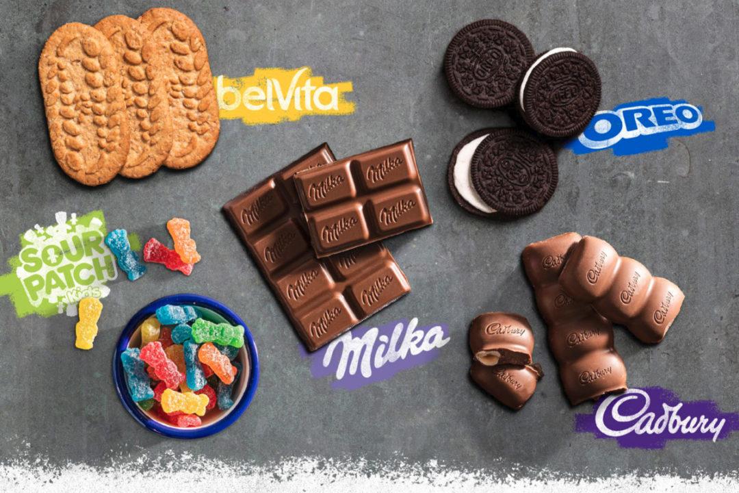 Mondelez snacks