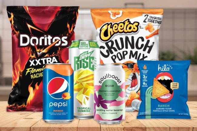PepsiCo 2021 innovation