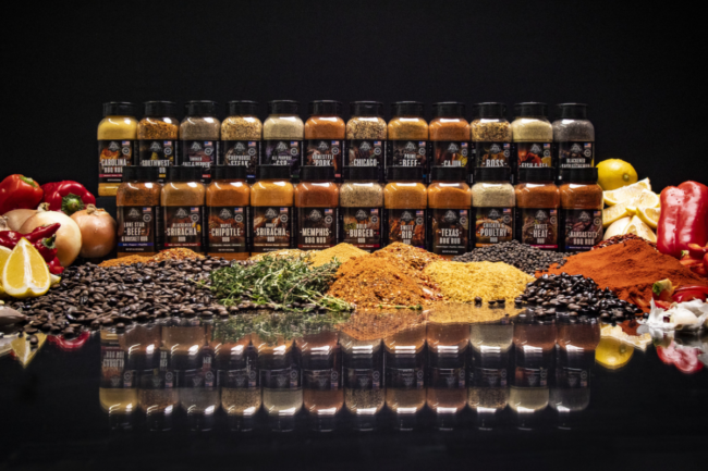 New spices and sauces from Pit Boss Grills
