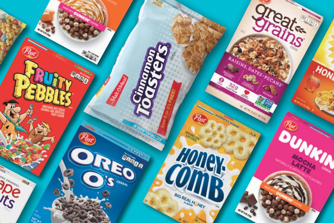 Post cereals