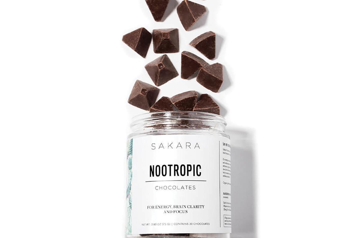 Sakara Nootropic Chocolates