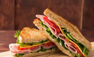 Sandwich bread lead