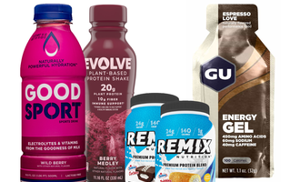 Sports nutrition flavors lead