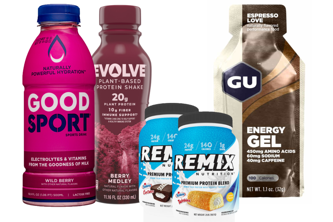 Sports nutrition flavor trends
