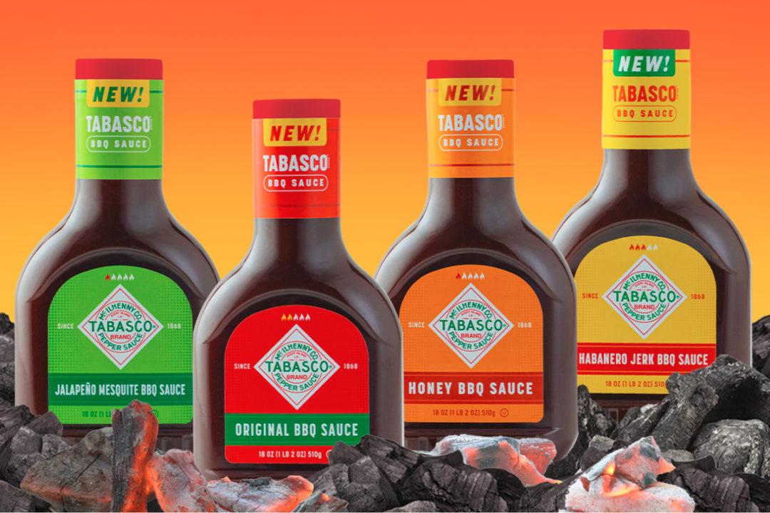 Tabasco Brand BBQ Sauces