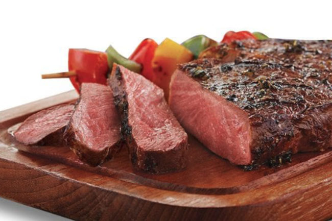 Tyson Foods beef carne asada