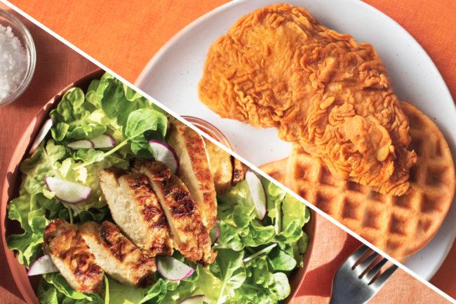 Upside Foods cultured chicken