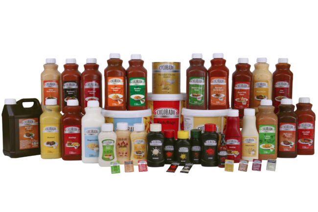 Assan Foods products