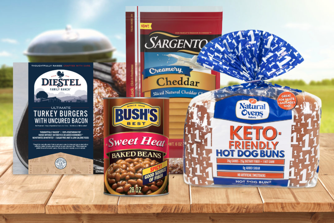 New products from Sargento, Bushs, Diestel Family Ranch and Alpha Baking