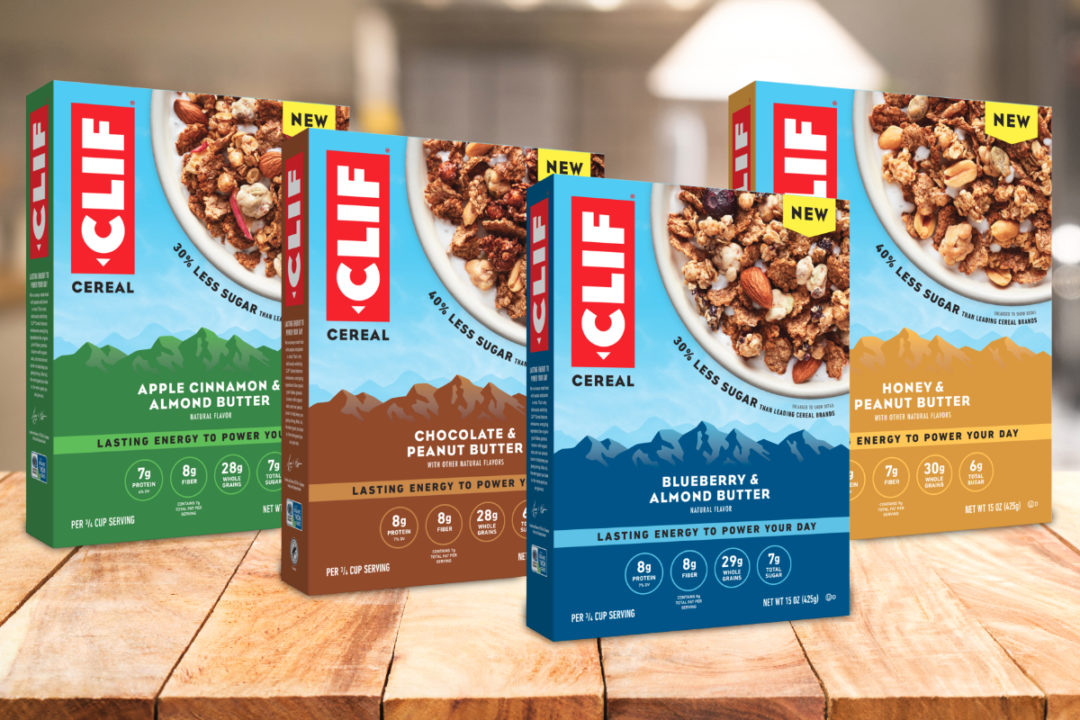Clif Cereal