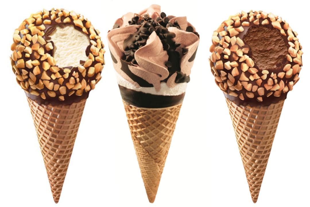Drumsticks ice cream novelties