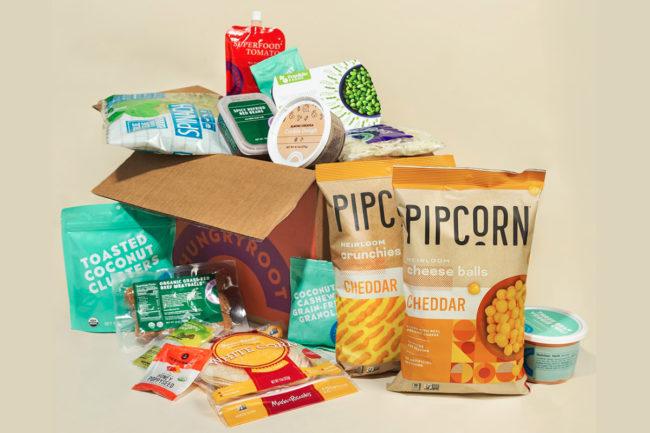 Hungryroot box