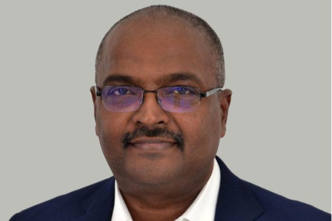 John Varughese, new chief operating officer of international at Inspire Brands