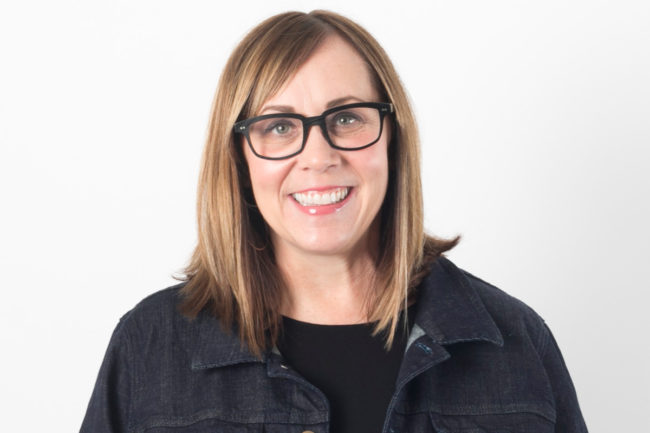 Kathy Krenger, new chief communications officer at The Kraft Heinz Co.