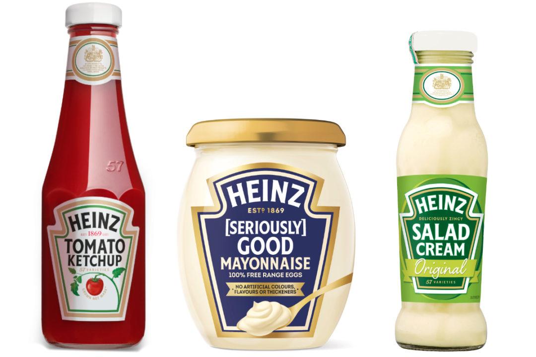 Kraft Heinz UK products