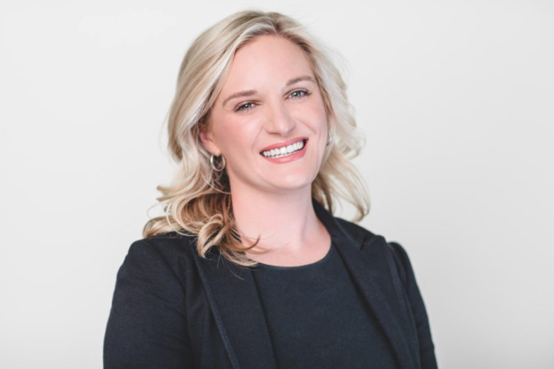 Kristy Waterman, new executive vice president, general counsel and corporate secretary at TreeHouse Foods, Inc.