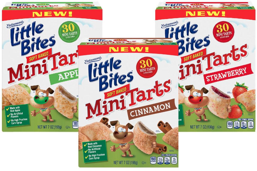 Entenmann's Little Bites Mini Tarts