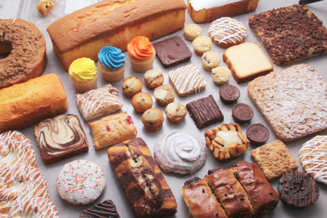 Michel's Bakery products