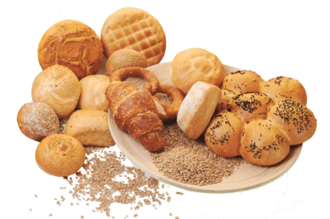 Niacet baked foods