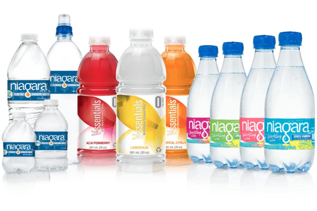 Niagara Bottling beverages