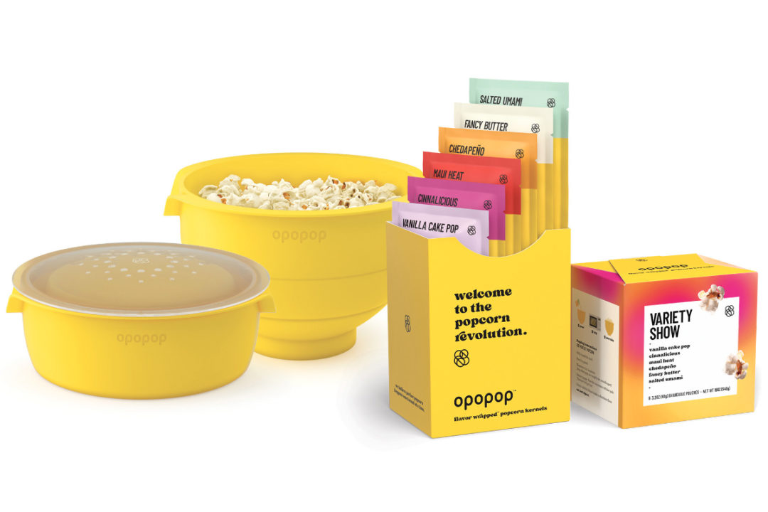 Opopop popcorn products