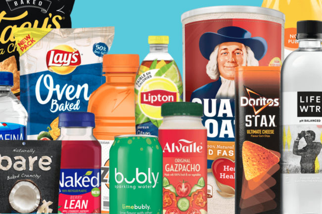 PepsiCo sustainable products