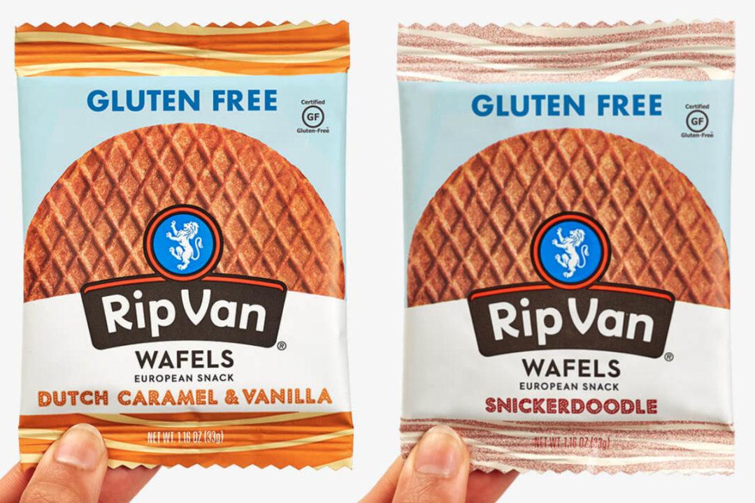 Rip Van gluten-free stroopwafel